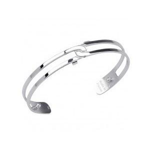 Bracelet Les Georgettes Maillon 8mm argenté