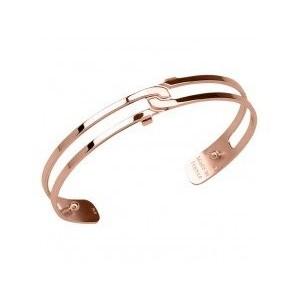 Bracelet Les Georgettes Maillon 8mm rosé