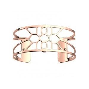 Bracelet Les Georgettes Balade 25mm rosé