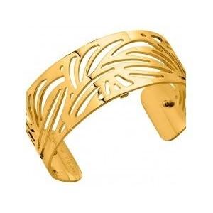 Bracelet Les Georgettes Aloé 25mm doré