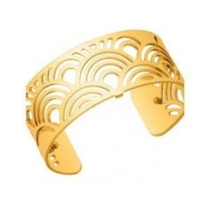Bracelet Les Georgettes Poisson 25mm doré
