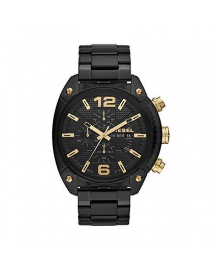 Montre Diesel Advanced DZ4504 full black gold