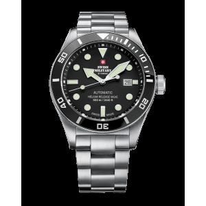 Montre Swiss Military SMA34075.01 Automatique plongée