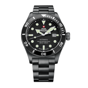 Montre Swiss Military SMA34075.04 Automatique plongée