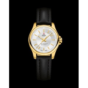 Montre Swiss Military SM30201.15 femme plaqué or