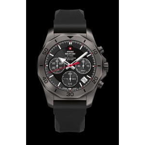 Montre Swiss Military SMS34072.07 solaire chrono