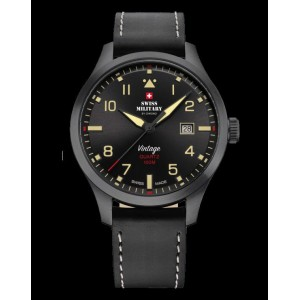 Montre Swiss Military SM34078.08 military black