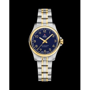 Montre Swiss Military SM30201.21 femme bicolore