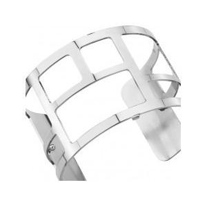 Bracelet Les Georgettes Labyrinthe argenté 40mm