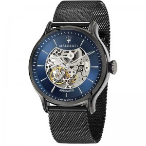 Montre Maserati Epoca R8823118006 automatique noir