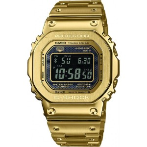 Montre G-Shock homme GMW-B5000GD-9ER plaqué or