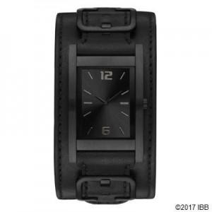 Montre Guess homme W1165G2 cuir noir