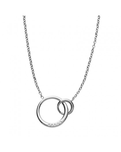 Collier Skagen Bijoux SKJ1053040 cercles