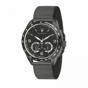 Montre Maserati R8873612031 Traguardo full black