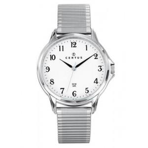 Montre Certus homme 616218 tout métal extensible