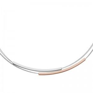 Collier Skagen Bijoux SKJ1032998 cables acier