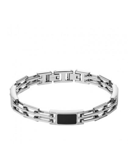 Bracelet Fossil Homme JF03171040 acier