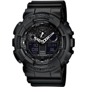 Montre G-Shock homme GA-100-1A1ER noire