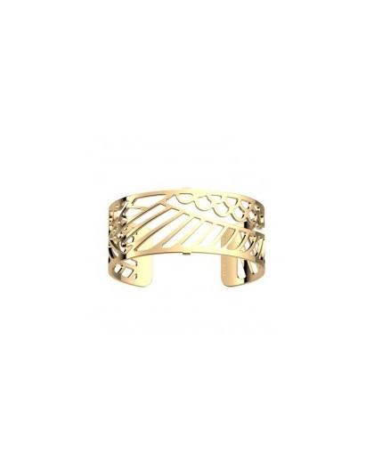 Bracelet Les Georgettes Ibis doré 25mm