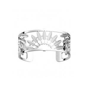 Bracelet Les Georgettes Maat argenté 25mm