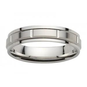 Alliance Or gris confort moderne 5mm