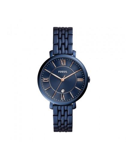 Montre Fossil Femme ES4094 acier bleu
