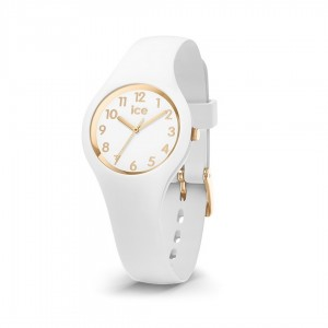 Montre Ice Watch 015341 Glam white number XS