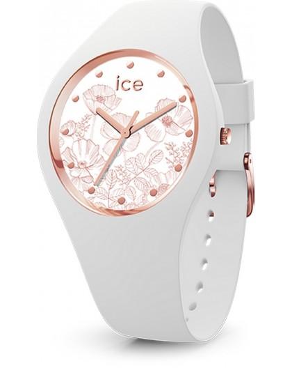 Montre Ice Watch Flower 016669 spring white