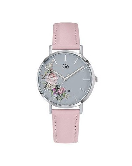 Montre GO Girl only 699260 cadran floral rosé