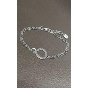 Bracelet Lotus style LS1948-2/1 infini strass