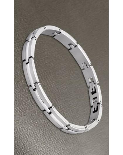 Bracelet Lotus style acier LS1590-2/1