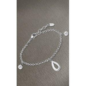 Bracelet Lotus style LS1946-2/1 goutte strass