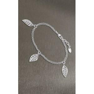 Bracelet Lotus style LS1958-2/1 feuilles pampilles