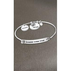 Bracelet jonc Lotus style LS2017-2/3 dreams