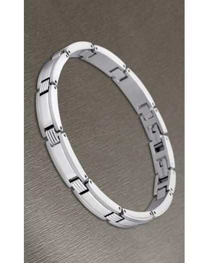 Bracelet Lotus style acier LS1589-2/1