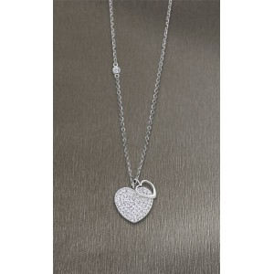 Collier Lotus Style LS1861-1/1 double coeur
