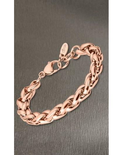 Bracelet Lotus style LS2127-2/3 palmier rosé