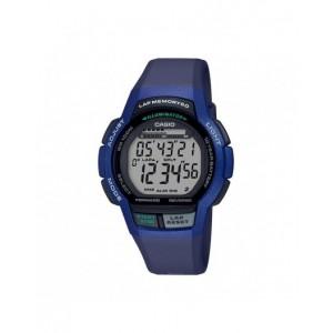 Montre Casio WS-1000H-2AVEF PU bleu
