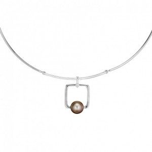 Collier IzaB ligne Archipel perle de tahiti
