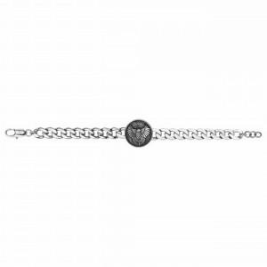 Bracelet Acier Legend vintage