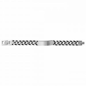 Bracelet Acier Legend vintage pvd
