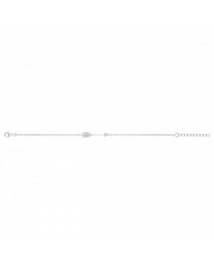 Bracelet Argent motif Flêche Oz