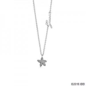 Collier Guess UBN78005 étoile de mer argenté