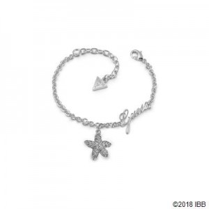 Bracelet Guess UBB78002-S étoile de mer argenté