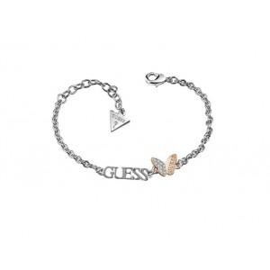 Bracelet Guess UBB83016A-S papillon petit modèle