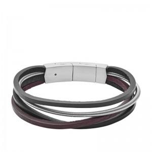 Bracelet Fossil Homme JF03002040 multi liens