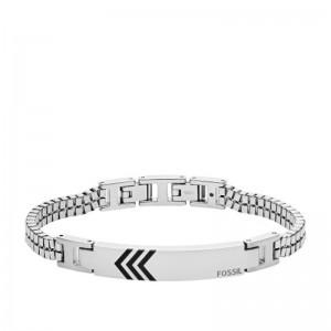 Bracelet Fossil Homme JF03392040 acier