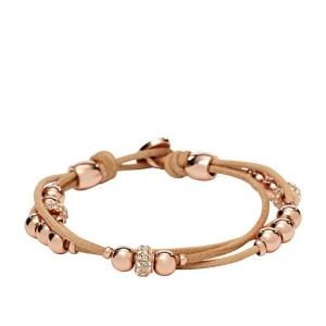 Bracelet Fossil femme JA6539791 multi liens