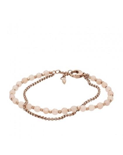 Bracelet Fossil femme JA6851791 liens