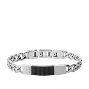 Bracelet Fossil JF03315040 homme acier